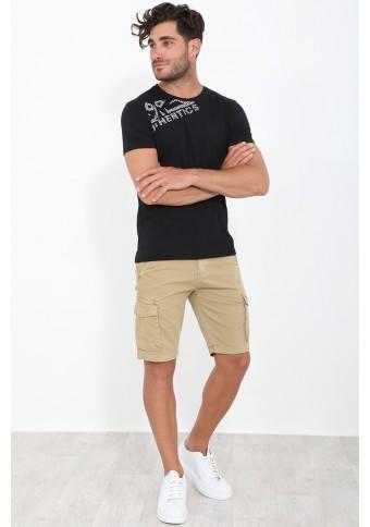 Ανδρικό T-shirt Date Black