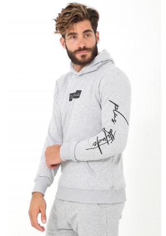 Ανδρικό Φούτερ Trendy Grey