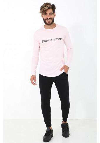 Ανδρική Μπλούζα Plus Pink