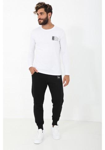 Ανδρική Μπλούζα Beyond White