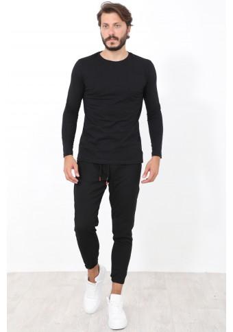 Ανδρική Μπλούζα Pocket Black