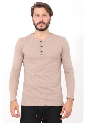 Ανδρική Μπλούζα Τall  Beige