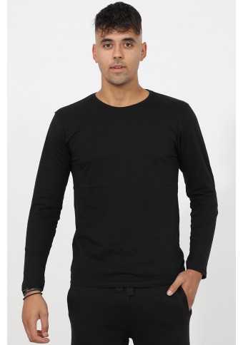 Ανδρική Μπλούζα Minimal Black