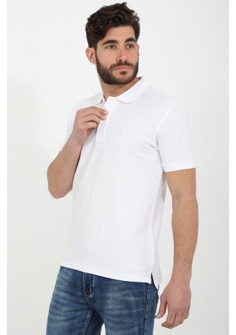 Ανδρικό Polo Kind White
