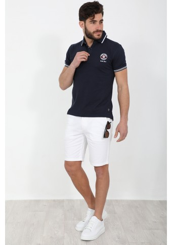 Ανδρικό Polo Serious D.Blue