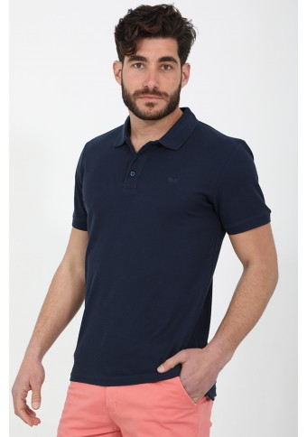 Ανδρικό Polo Kind D.Blue