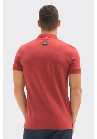 Ανδρικό Polo Superior Red