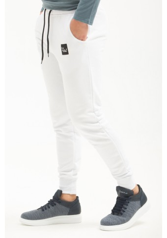 Ανδρική Φόρμα Casual White