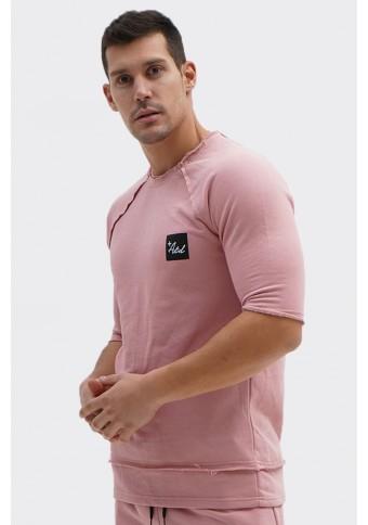 Ανδρικό Τ-Shirt Brave Puce