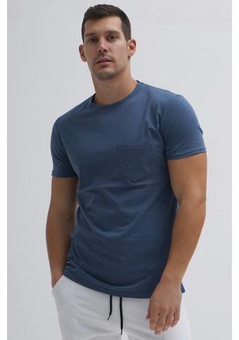 Ανδρικό T-Shirt Pocket Intigo