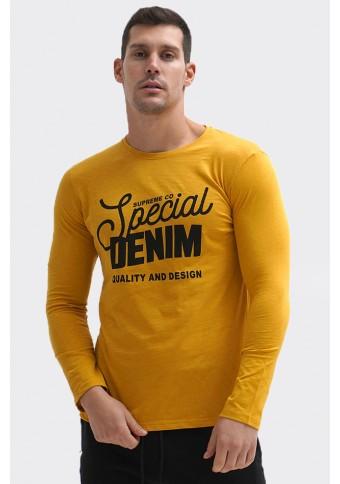 Ανδρική Μπλούζα Special Mustard
