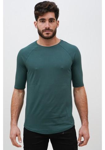 Ανδρικό T-shirt TrouaQar Petrol