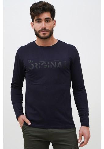 Ανδρική Μπλούζα Original D.Blue