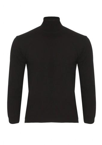 Ανδρική Πλεκτή Μπλούζα Ζιβάγκο Black