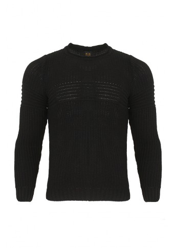 Ανδρική Πλεκτή Μπλούζα After Black