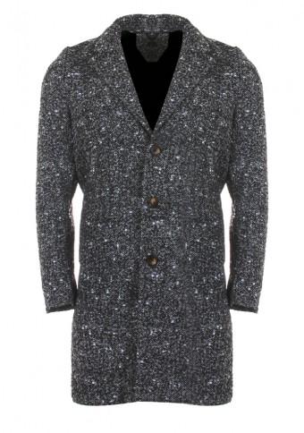 Ανδρικό Παλτό Blaze Black