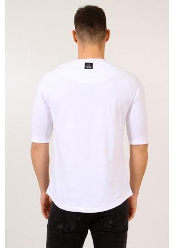 Ανδρικό T-shirt Order White