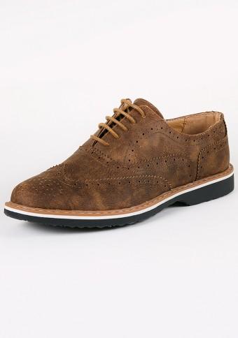 Ανδρικά Παπούτσια Label Light Brown