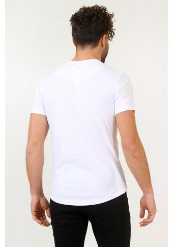 Ανδρικό T-shirt Choose White