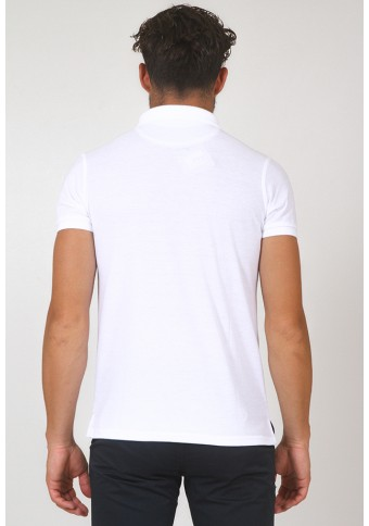 Ανδρικό Polo Ignore White