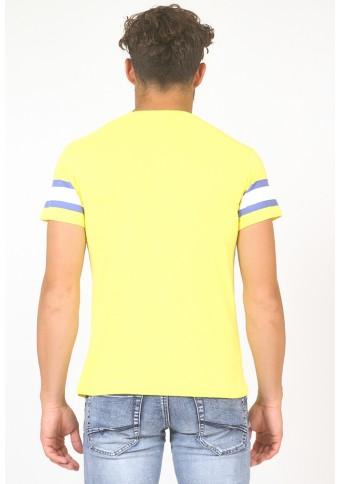 Ανδρικό T-shirt Anything Yellow