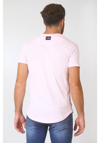 Ανδρικό T-shirt Choose Pink