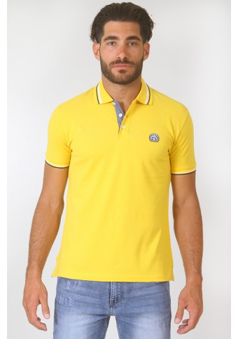Ανδρικό Polo Fetch Yellow