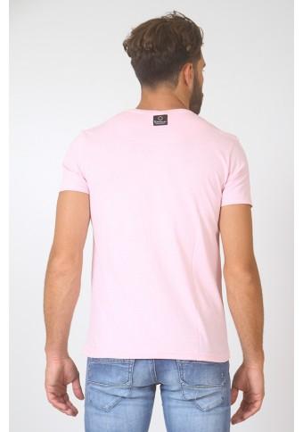 Ανδρικό T-shirt Craft Pink