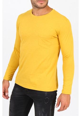 Ανδρική Μπλούζα Spend Mustard
