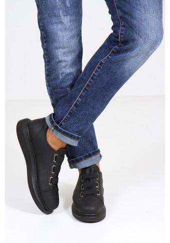 Ανδρικά Παπούτσια Oxygen Black