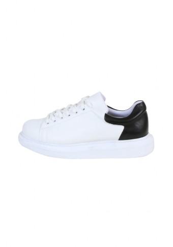 Ανδρικά Παπούτσια Hour White