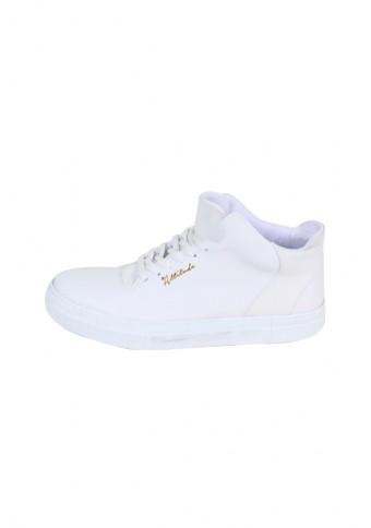 Ανδρικά Παπούτσια Run White