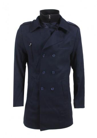 Ανδρικό Παλτό Hate D.Blue