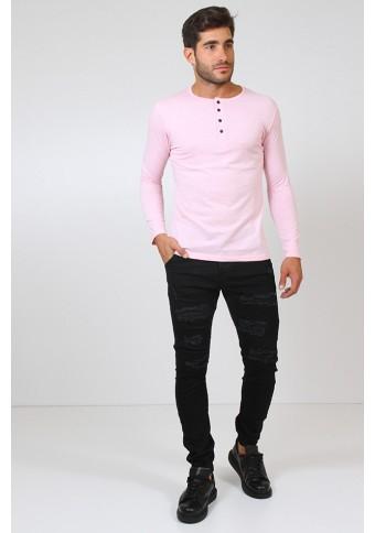 Ανδρική Μπλούζα Fox Pink