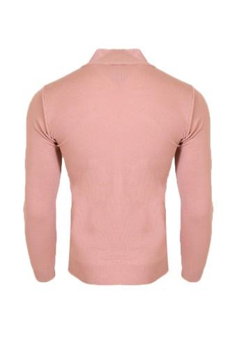 Ανδρική Πλεκτή Μπλούζα Λουπέτο Pink