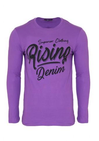 Ανδρική Μπλούζα Rising Purple