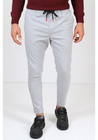 Ανδρικό Chino Lovely Grey