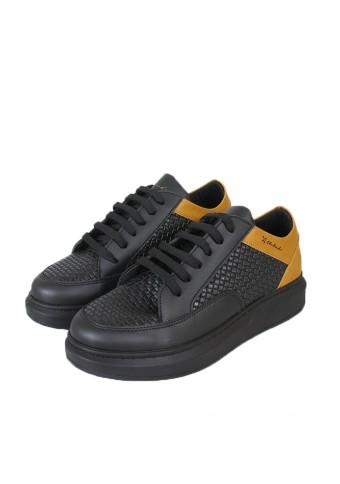 Ανδρικά Παπούτσια Place Black