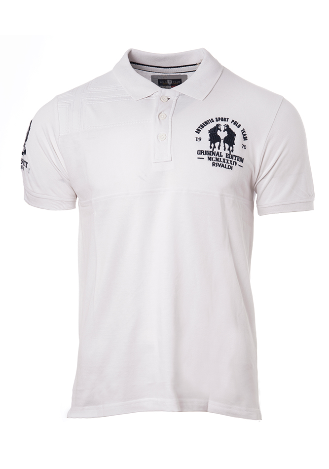 3bffc57c92ee Ανδρικό Polo Edition White