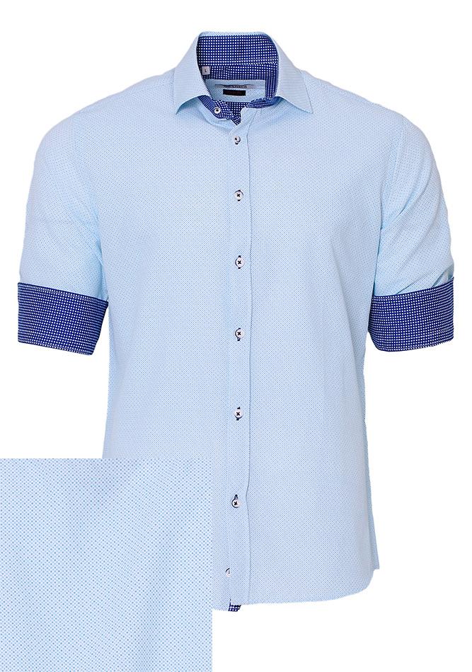 Ανδρικό Πουκάμισο Brand's Life αρχική ανδρικά ρούχα πουκάμισα