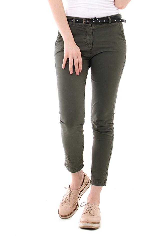 Υφασμάτινο Παντελόνι Wear Khaki