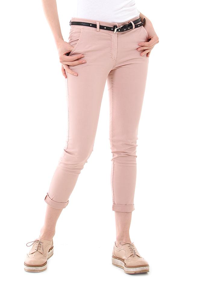 Υφασμάτινο Παντελόνι Wear Pink αρχική γυναικεία ρούχα παντελόνια