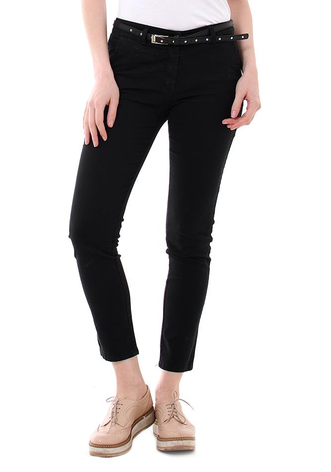 Υφασμάτινο Παντελόνι Wear Black αρχική γυναικεία ρούχα παντελόνια