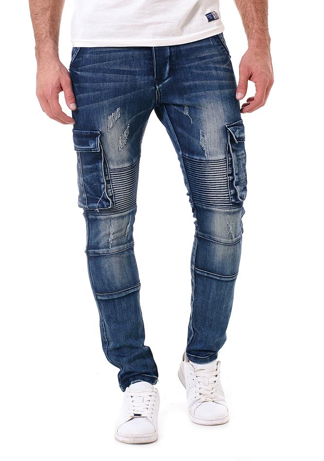 Ανδρικό Jean Day αρχική άντρας παντελόνια jeans