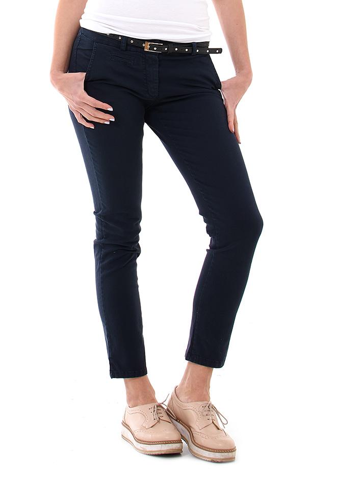 Υφασμάτινο Παντελόνι LCK Blue αρχική γυναικεία ρούχα παντελόνια