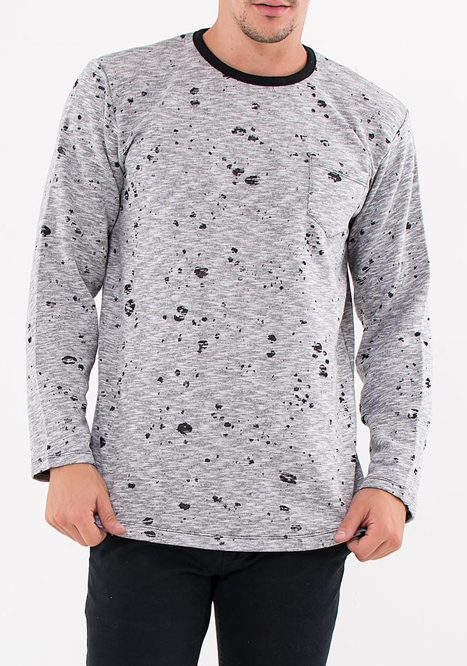 Ανδρική Μπλούζα Black Pocket αρχική ανδρικά ρούχα επιλογή ανά προϊόν μπλούζες