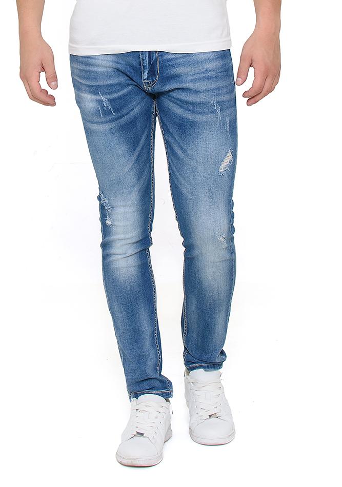 Ανδρικό Jean Παντελόνι Fashion αρχική άντρας παντελόνια jeans