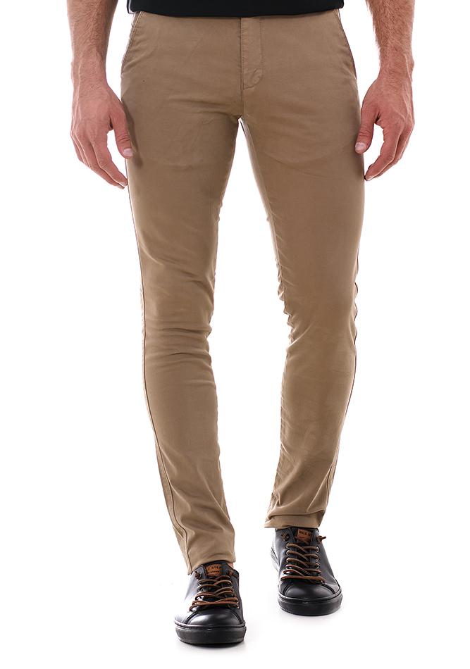 Ανδρικό Chino Παντελόνι Craft Beige αρχική άντρας παντελόνια chinos   cargos