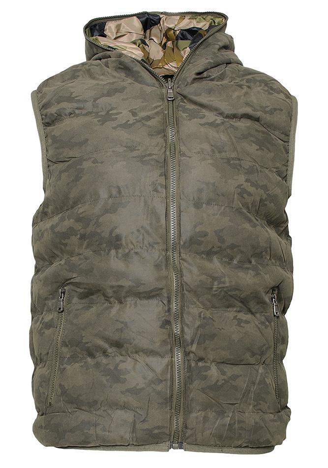 Αμάνικο μπουφάν Army Rebel αρχική ανδρικά ρούχα επιλογή ανά προϊόν μπουφάν