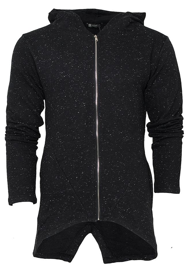Ζακέτα M-Studio Black αρχική ανδρικά ρούχα επιλογή ανά προϊόν φούτερ